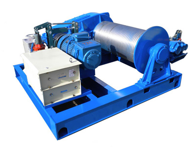 electric winch manufacturers in Gujarat, Mumbai, Maharastra,
