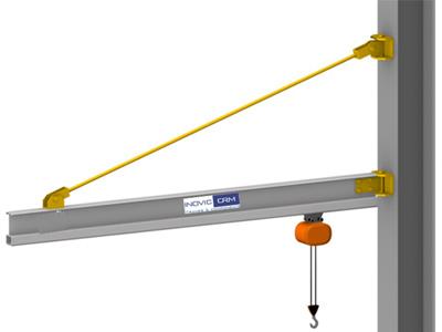 Aluminum Wall Bracket, EOT Crane Parts Manufacturer