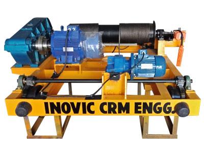 Crab Crane manufacturer and supplier in ahmedabad, surat, rajkot, morbi, gandhinagar
