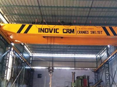 Double Girder EOT Crane, Crane Hoist Service in Gujarat