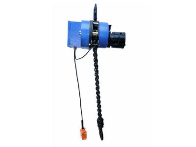 Electric Chain Hoist, end carriage