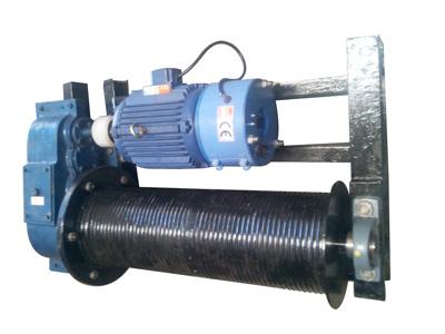 Double Girder Crane Supplier, Helical or-C Type Winch