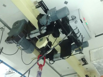 Low Head Room Hoist in Supplier in mumbai, pune, indore