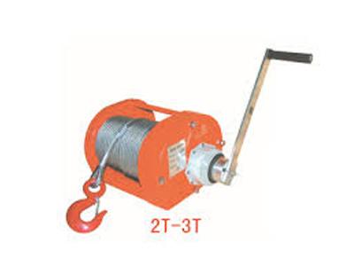 Manual Winch Supplier in Surat, Vapi, Vadodara