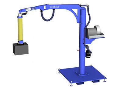 Pivot Pro Articulating-Jib-Crane, chain hoist manufacturers