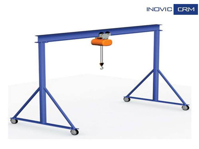 Portable Gantries, Electric Winch Manufacturer
