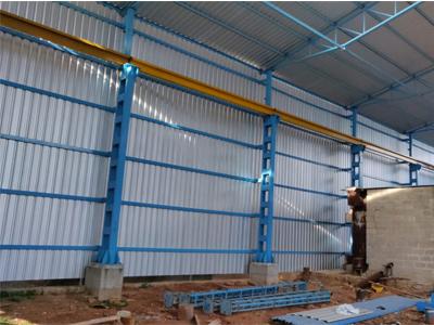 Shed Fabrication manufacturer