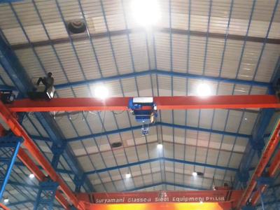 Single Girder EOT Crane, Double Girder Crane Supplier