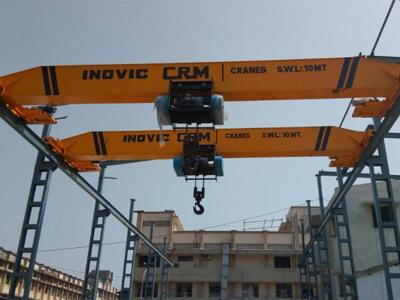 Single Girder Crane Supplier