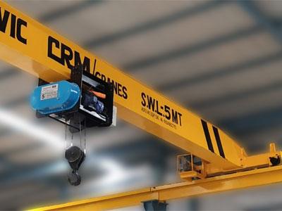 Single Girder EOT Crane 400 x 300 in patna, jalna, ahmednagar, ratnagiri