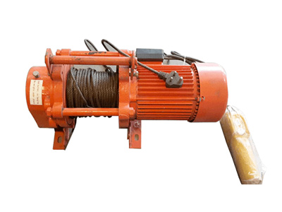 Single Phase 220V Electric WinchHoist-2 Exporterin Oman