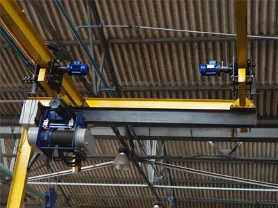 UNDER-SLUNG, FLP Crane Supplier in Gujarat