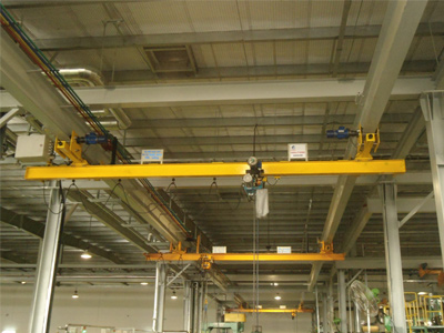 UNDER SLUNG, EOT Crane Parts Manufacturer