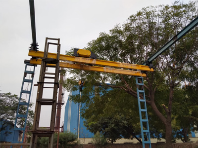 Under Slung EOT Crane, Jib Crane Exporter