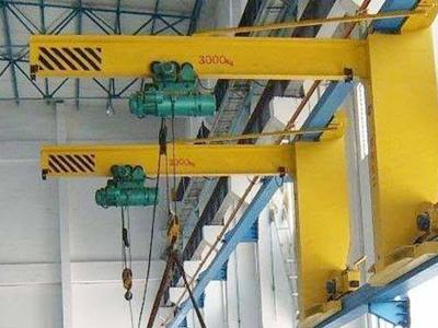 Wall Mounted Jib Crane, SEW Crane Hoist Manufacturer