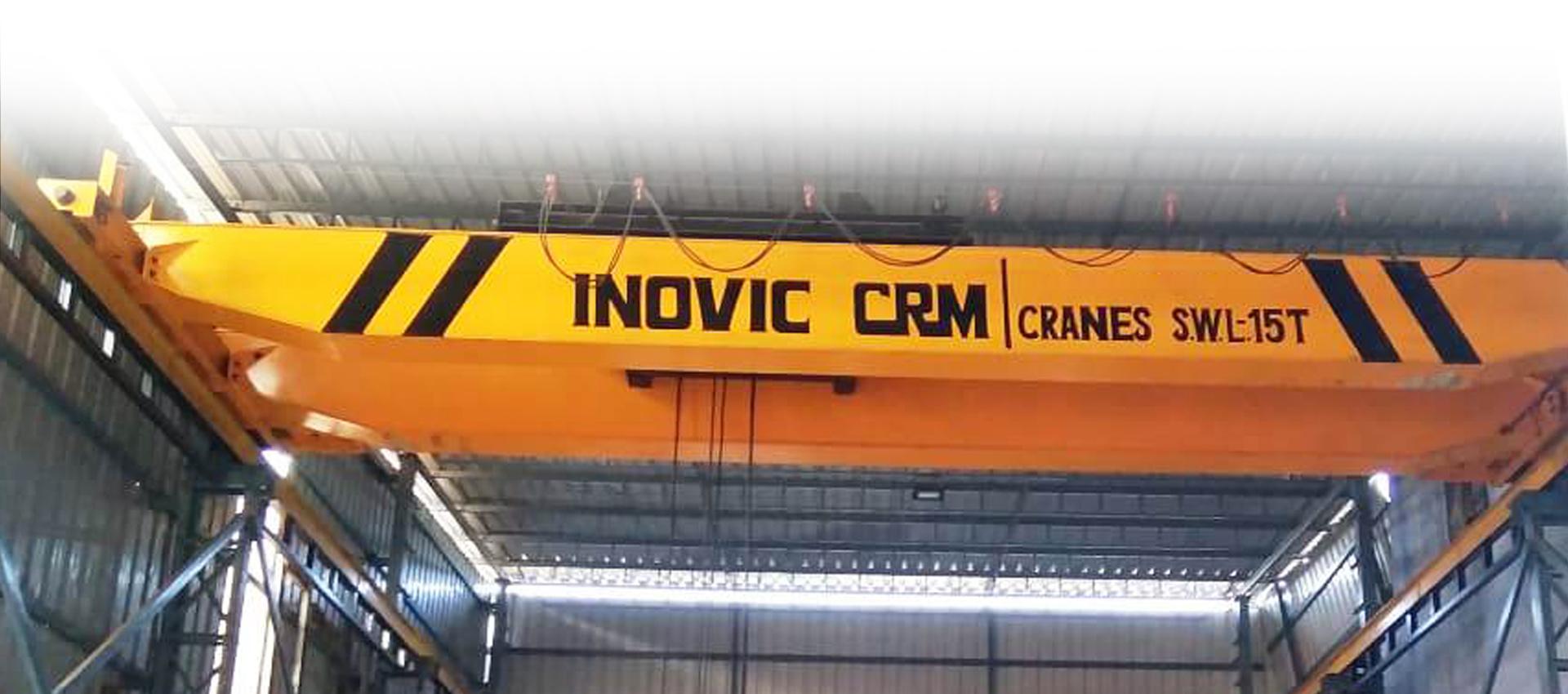 banner, EOT Crane Exporter, Supplier, Manufacturer