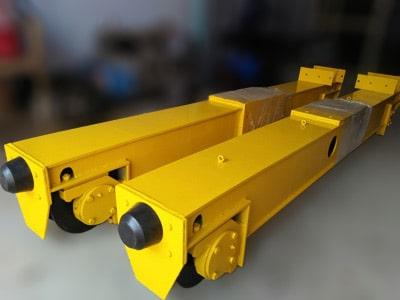 L Block type End CARRIAGE, Single Girder Crane Supplier in mangalore, mizoram, manipur,