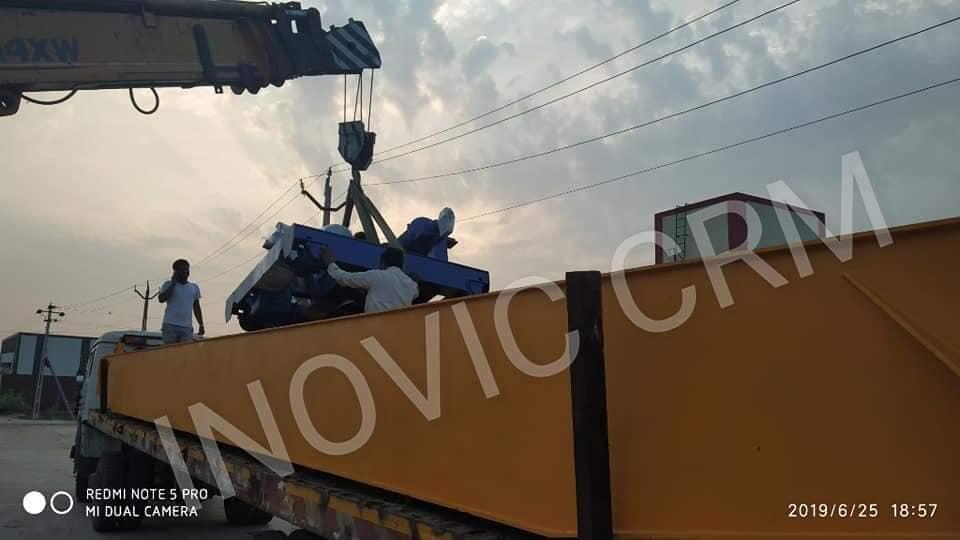 crane manufacturer in Ahmadabad, Gujarat, Tamil Nadu, Delhi, Haryana
