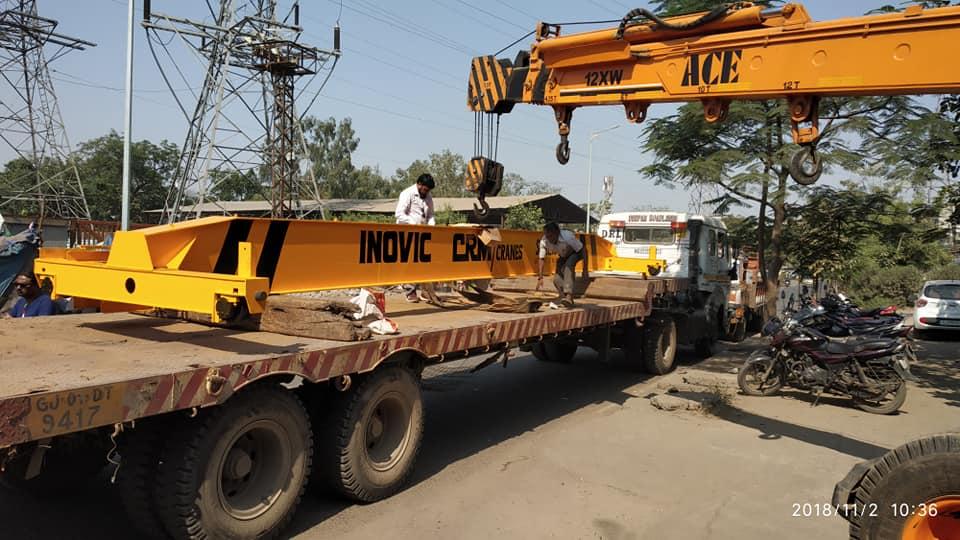 crane manufacturer in rajkot, vadodara, , vapi,