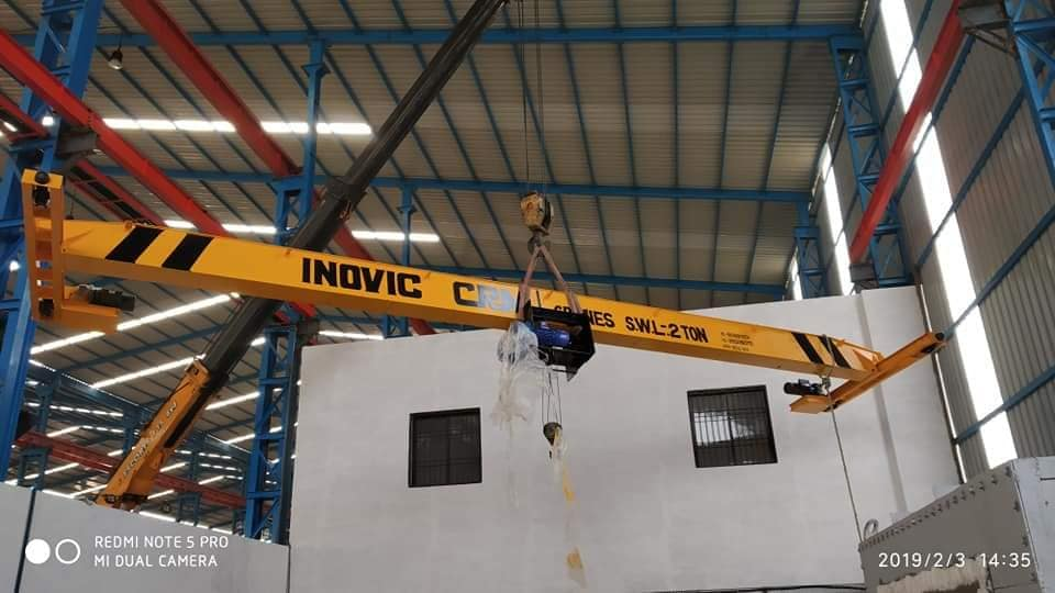 Crane Manufacturer in Ahmedabad, Gujarat