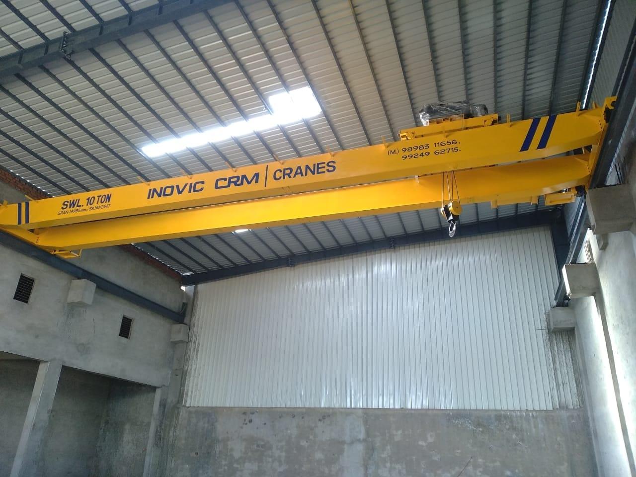 EOT Crane Manufacturer in gujarat
