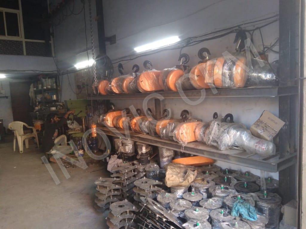 Crane Manufacturer in Ahmedabad