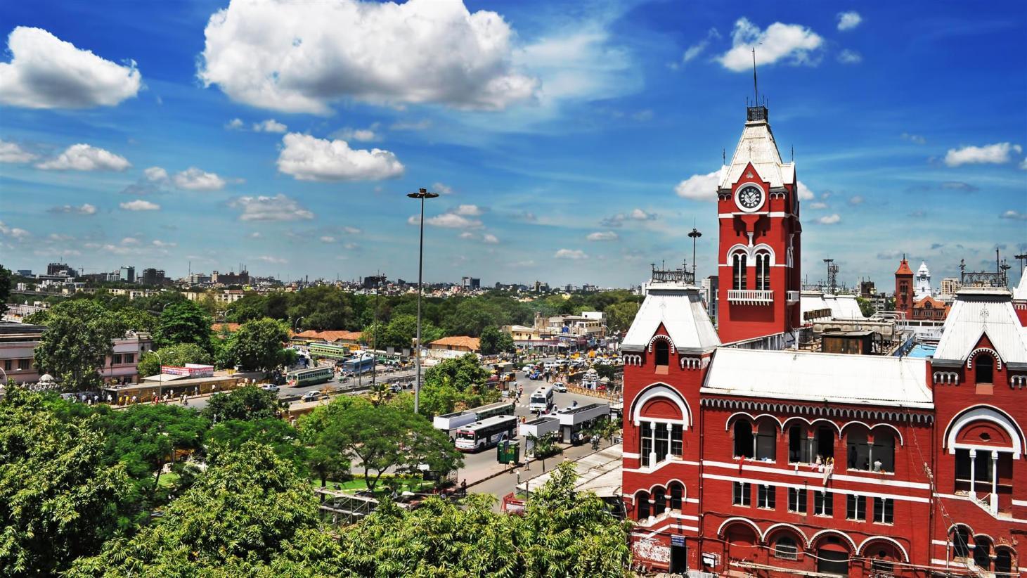 EOT Crane Manufacturer in Chennai